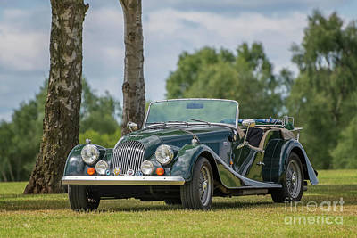Photograph - Morgan Sports Car by Adrian Evans