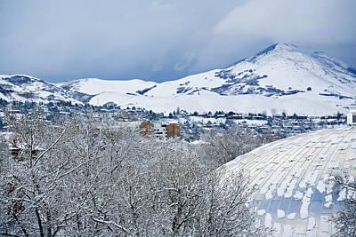 Mormon Tabernacle In Snow II Original