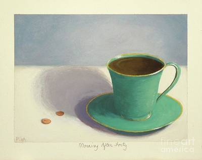 Painting - Morning After Forty by Phyllis Andrews