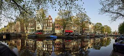Photograph - Morning. Amsterdam by Jouko Lehto