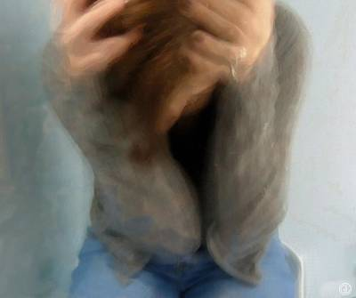 Digital Art - Morning Anxiety by Gun Legler