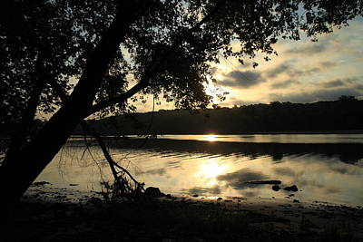 Waterview Photograph - Morning Arises by Karol Livote