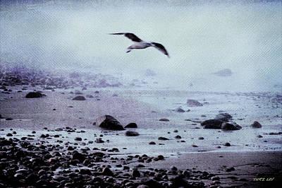 Photograph - Morning At Back Beach Rockport Ma by Yuri Lev