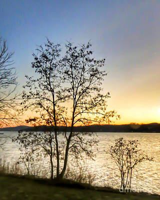 Photograph - Morning At Claytor Lake State Park by Kerri Farley
