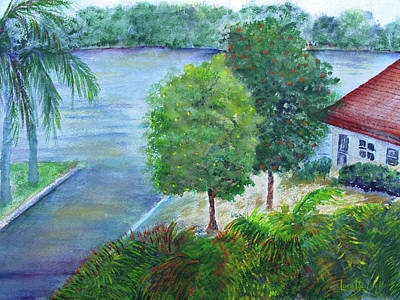 Painting - Morning At Longboat Key by Loretta Luglio