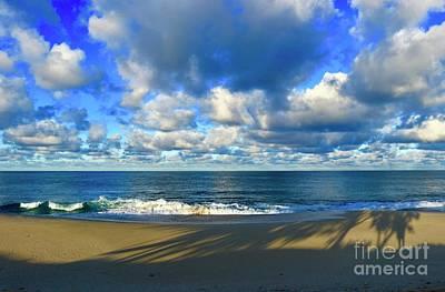 Photograph - Morning At The Beach by Craig Wood