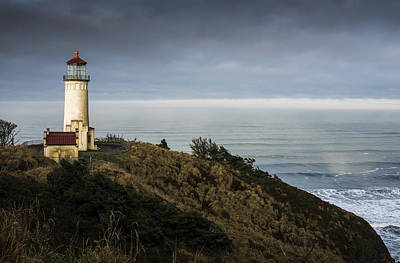 Photograph - Morning At The Lighthouse by Robert Potts