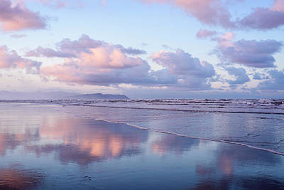 Photograph - Morning Beach by Robert Potts