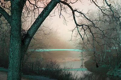 Photograph - Morning Beckons In Misty Light by Debra and Dave Vanderlaan