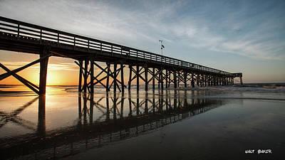Photograph - Morning Breaks by Walt Baker