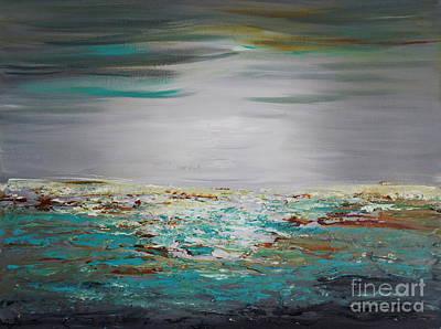 Painting - Morning Breeze by Preethi Mathialagan
