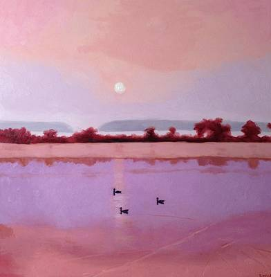 Painting - Morning Calm by Sylvia Miller