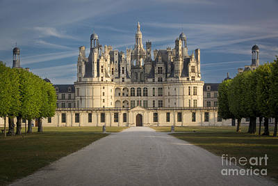 Photograph - Morning Chateau by Brian Jannsen