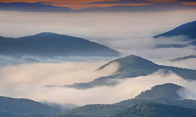 Photograph - Morning Cloud Colors by Ken Barrett