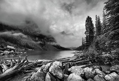 Photograph - Morning Clouds by Art Cole