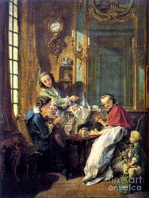 Photograph - Morning Coffee 1739 by Padre Art