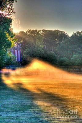 Morning Color-3 Art Print by Robert Pearson