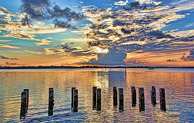 Photograph - Morning Colors By H H Photography Of Florida by HH Photography of Florida
