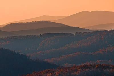 Photograph - Morning Colors by Ken Barrett