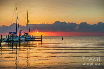Photograph - Morning Dawn by David Zanzinger