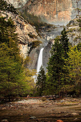 Yosemite Falls Photograph - Morning Delight by Az Jackson