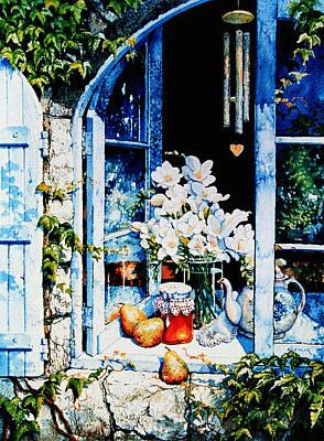 Morning Delight Original by Hanne Lore Koehler