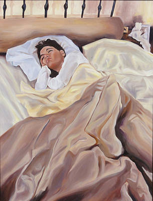 Painting - Morning by Denise H Cooperman