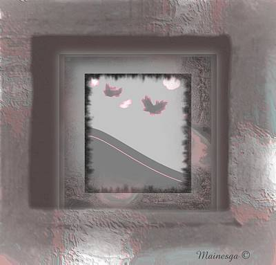 Digital Art - Morning Dream by Ines Garay-Colomba