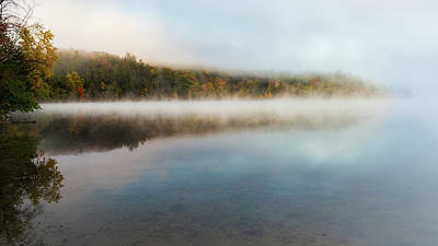 Photograph - Morning Fog 2016 by Bill Wakeley