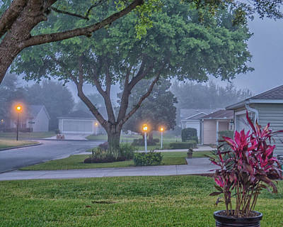 Photograph - Morning Fog by Dennis Dugan