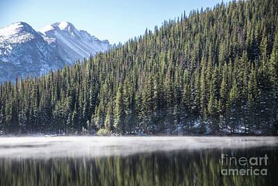 Photograph - Morning Fog by Lynn Sprowl