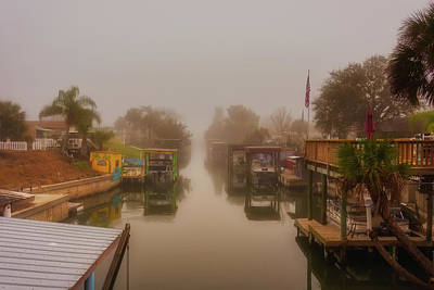 Photograph - Morning Fog  by Norman Peay