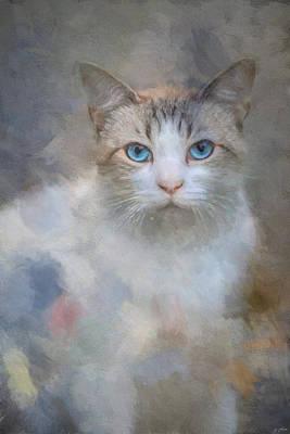 Painting - Morning Friend by Jai Johnson