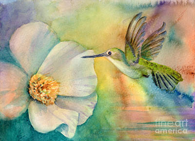 Painting - Morning Glory by Amy Kirkpatrick