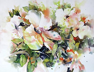 Morning Glow 2 Art Print by Rae Andrews