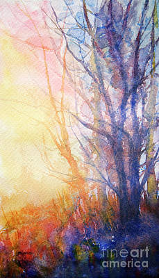Painting - Morning Glow by Rebecca Davis