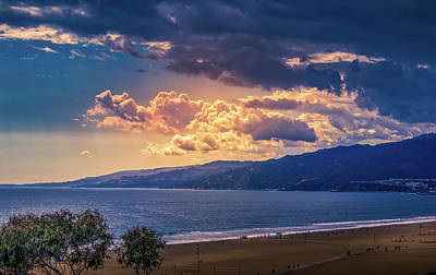 Photograph - Morning Gold by Gene Parks
