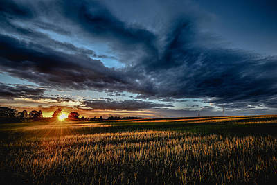 Photograph - Morning Has Broken  by Michael Damiani