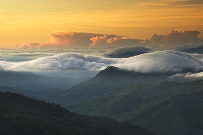 Malaysia Photograph - Morning Has Broken by Ng Hock How