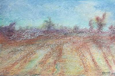 Mixed Media - Morning Has Broken  by Norma Duch