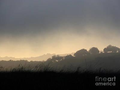 Photograph - Morning Haze by Robert Ball