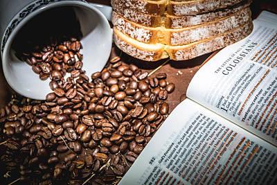 Bible Photograph - Morning by Hyuntae Kim