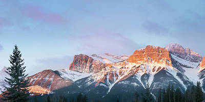 Photograph - Morning In Canmore by Martin Capek