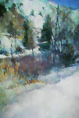 Painting - Morning In Colorado Landscape Art By Jai Johnson by Jai Johnson