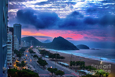 Photograph - Morning In Rio by Pravine Chester