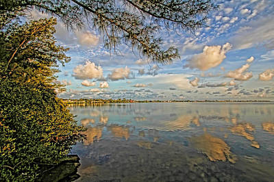 Photograph - Morning In The Cove by HH Photography of Florida