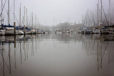 Photograph - Morning In The Harbor by Deana Glenz