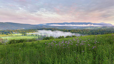 Farmland Photograph - Morning In The Hills 2017 by Bill Wakeley
