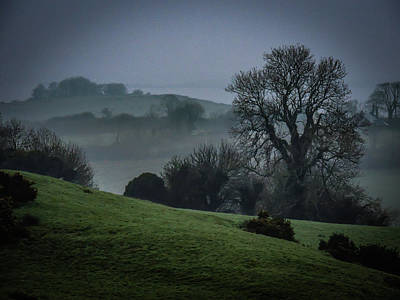 Photograph - Morning In The Irish Mist by James Truett