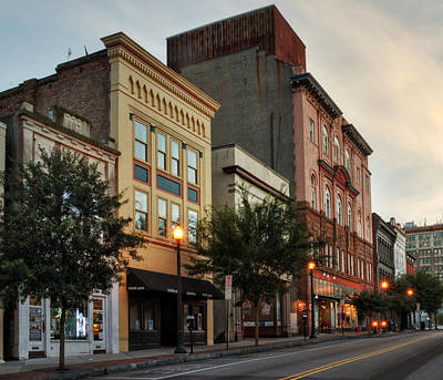 Photograph - Morning In Wilmington by Greg Mimbs
